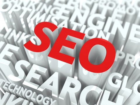 graphic illustration of search engine optimisation